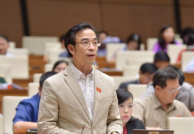 ĐBQH Nguyễn Quang Tuấn nhấn mạnh dự Luật không cấm rượu bia mà PCTHCRB đối với sức khỏe