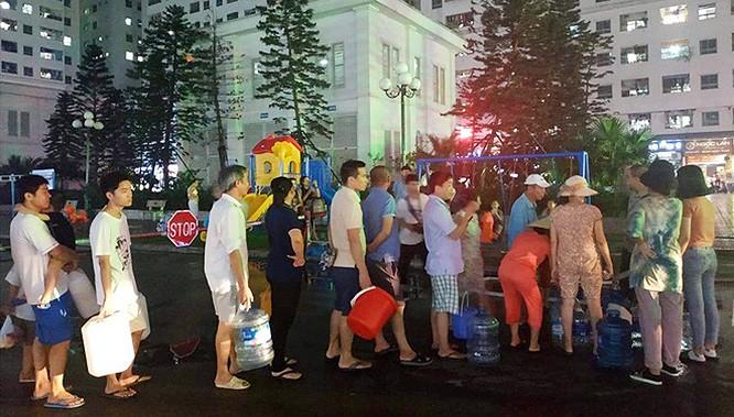 Hậu khủng hoảng nước sạch tại Hà Nội: Cha chung không ai khóc? ảnh 2