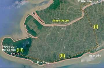 Đường Hồ Chí Minh đoạn Năm Căn - Đất Mũi: Những thách thức ảnh 3