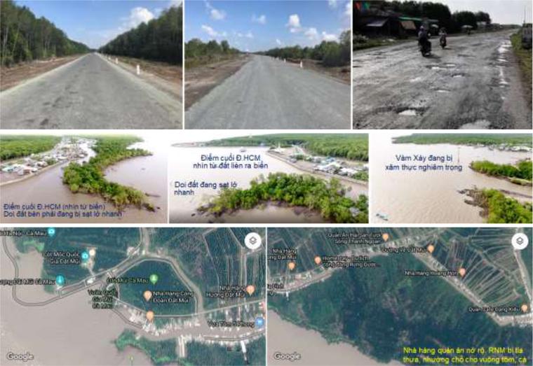 Đường Hồ Chí Minh đoạn Năm Căn - Đất Mũi: Những thách thức ảnh 8