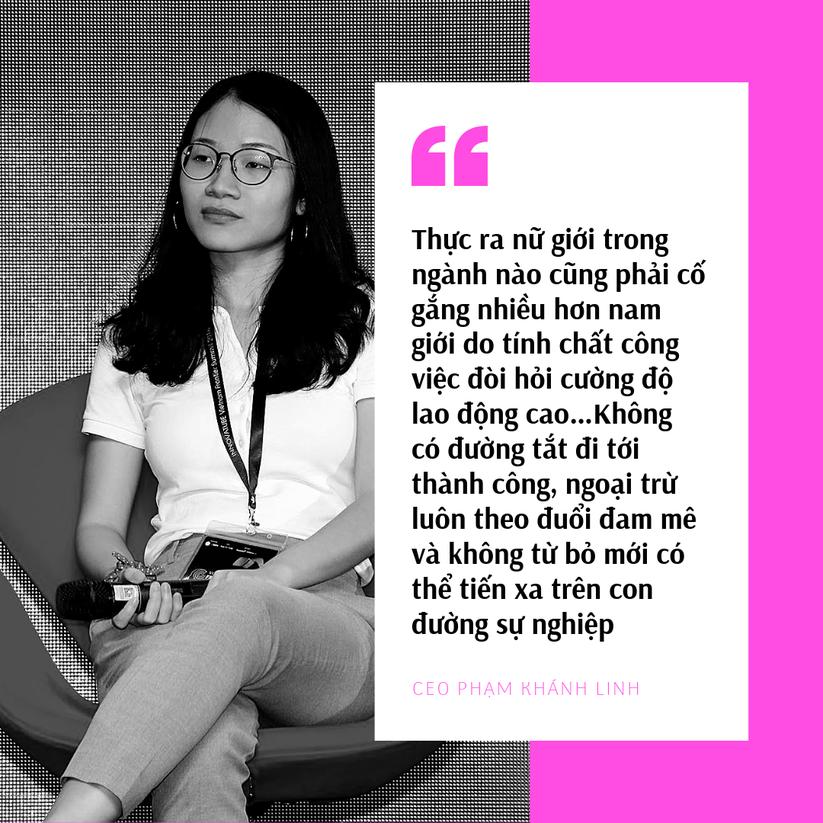 Phụ nữ Việt có thể thành công trong lĩnh vực công nghệ thông tin không? ảnh 4