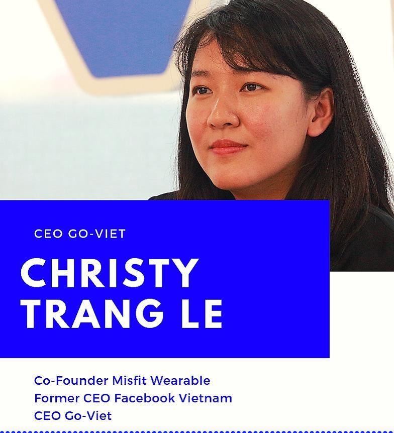 Cựu CEO Facebook Việt Nam Christy Trang Lê: Hành trình từ ngoại đạo đến lãnh đạo ảnh 2