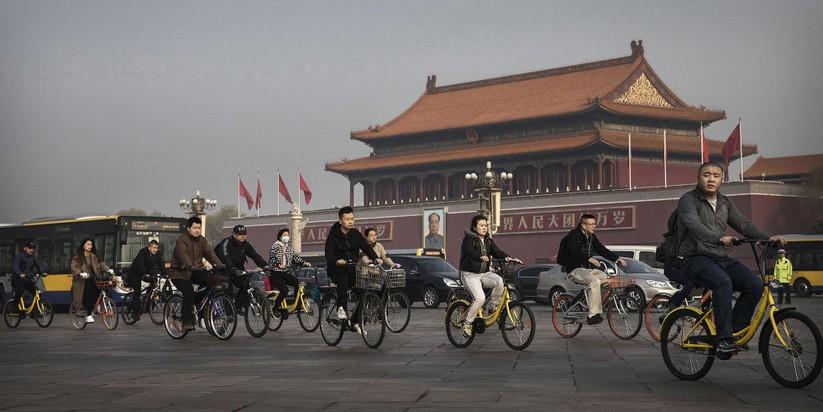 """Câu chuyện thăng trầm của """"đế chế"""" cho thuê xe đạp Trung Quốc ảnh 2"""