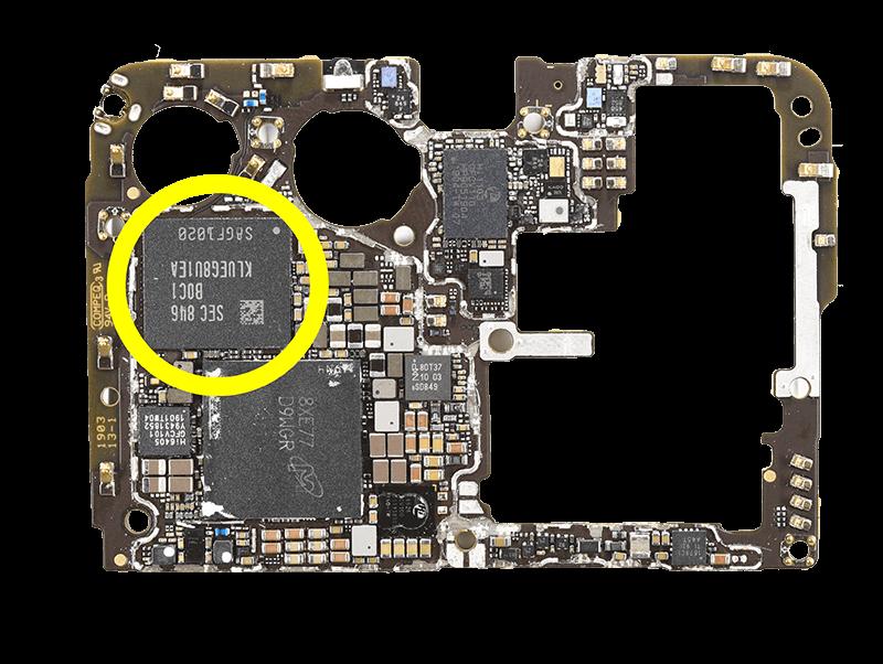 Mổ bụng P30 Pro để xem Huawei phụ thuộc vào nguồn linh kiện Mỹ đến đâu? ảnh 10