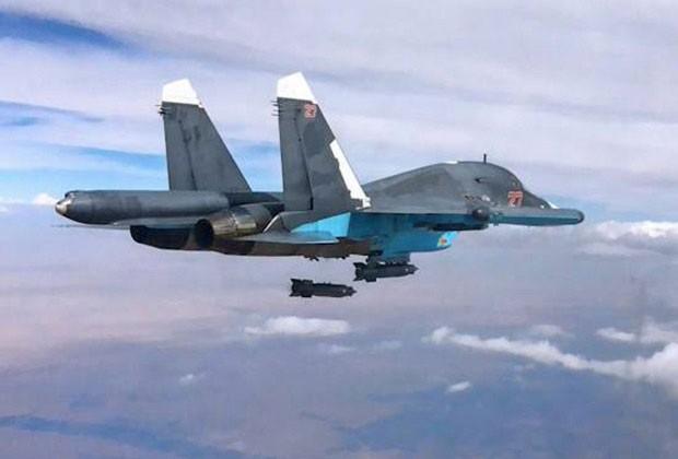 """Nga """"thi triển võ công"""" gì khi tác chiến ở Syria ảnh 2"""