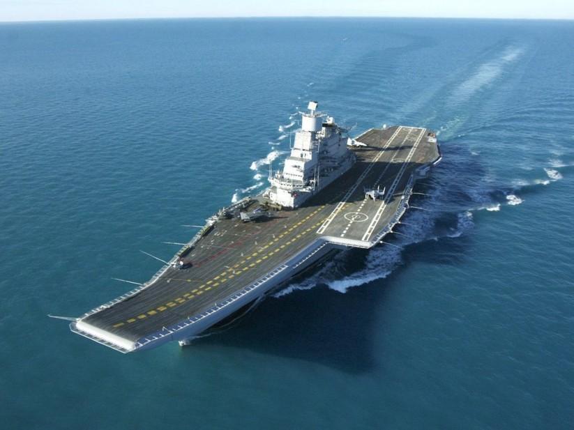 """Trung Quốc """"đấu"""" tàu sân bay với các siêu cường thế nào? ảnh 4"""
