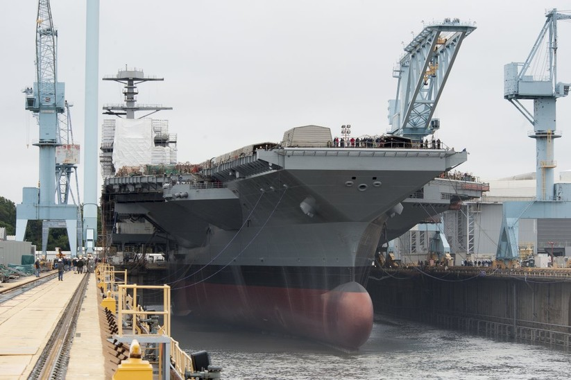 """Trung Quốc """"đấu"""" tàu sân bay với các siêu cường thế nào? ảnh 6"""