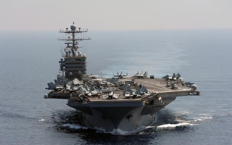 """Trung Quốc """"đấu"""" tàu sân bay với các siêu cường thế nào? ảnh 5"""
