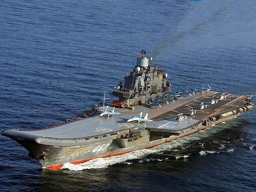 """Trung Quốc """"đấu"""" tàu sân bay với các siêu cường thế nào? ảnh 2"""
