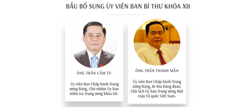 Dấu ấn Hội nghị trung ương 7 Ban Chấp hành Trung ương Đảng khóa XII ảnh 6