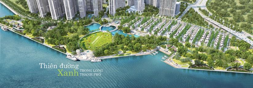 9 dự án với tổng mức đầu tư hơn 204.000 tỷ đồng của Vingroup ảnh 1
