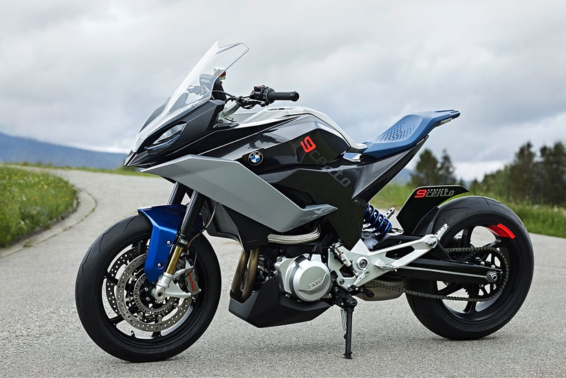 Mô hình Adventure Sport của BMW Motorrad trong tương lai sẽ như thế này ảnh 8