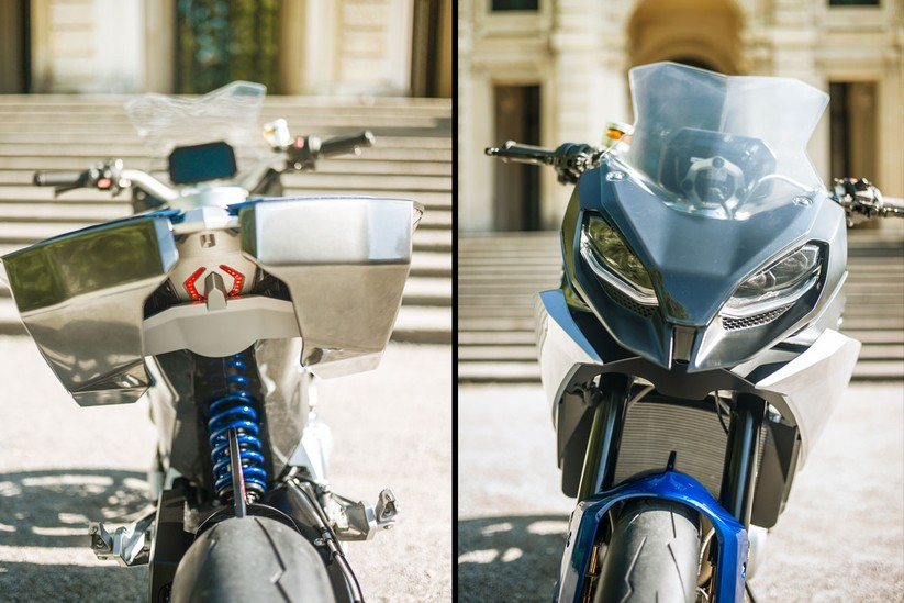 Mô hình Adventure Sport của BMW Motorrad trong tương lai sẽ như thế này ảnh 5