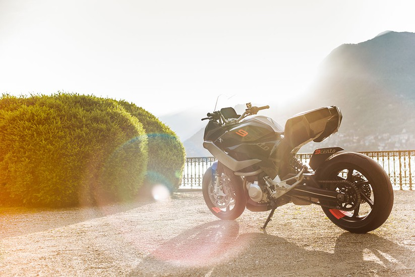 Mô hình Adventure Sport của BMW Motorrad trong tương lai sẽ như thế này ảnh 7