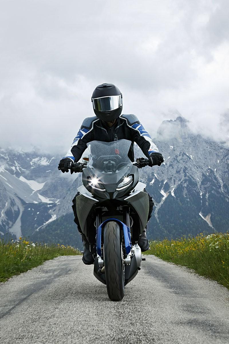 Mô hình Adventure Sport của BMW Motorrad trong tương lai sẽ như thế này ảnh 2