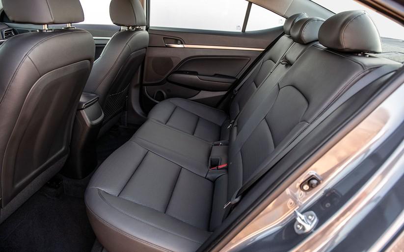Hyundai Elantra 2019 khác với phiên bản cũ như thế nào? ảnh 27