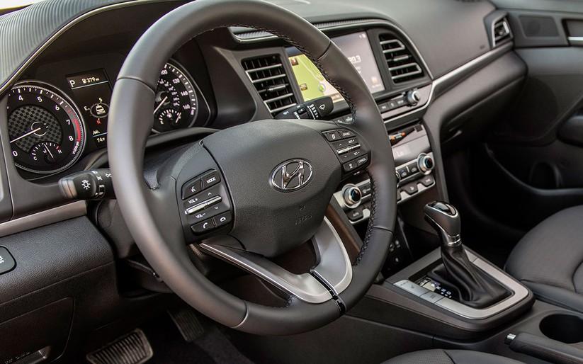 Hyundai Elantra 2019 khác với phiên bản cũ như thế nào? ảnh 23