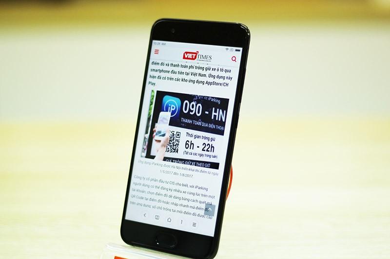 HOT: Mở hộp Xiaomi Mi 6 đầu tiên về Việt Nam ảnh 14
