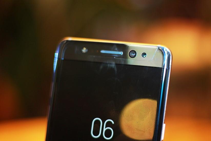 Cận cảnh Galaxy Note 7 tân trang đầu tiên về Việt Nam, giá 15 triệu đồng ảnh 10
