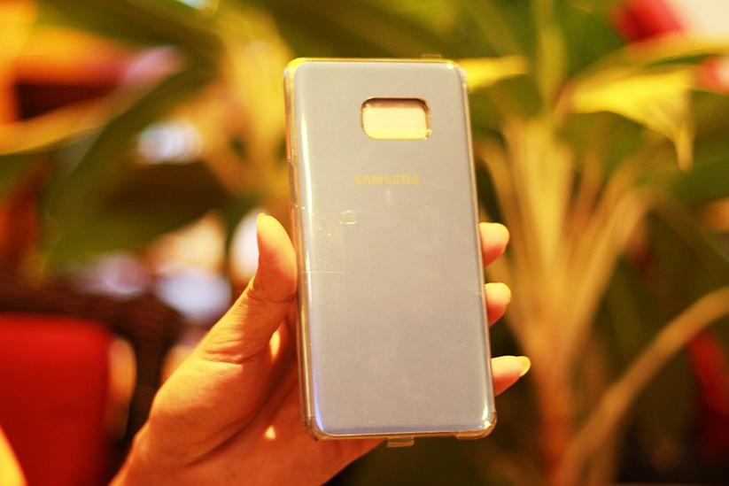Cận cảnh Galaxy Note 7 tân trang đầu tiên về Việt Nam, giá 15 triệu đồng ảnh 3