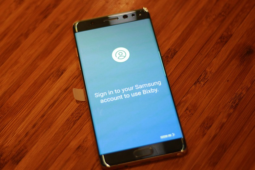Cận cảnh Galaxy Note 7 tân trang đầu tiên về Việt Nam, giá 15 triệu đồng ảnh 7