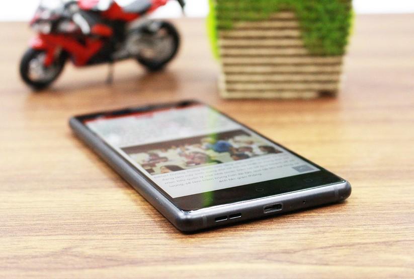 Trên tay Nokia 3: Smartphone giá rẻ, hiệu năng khá ảnh 10