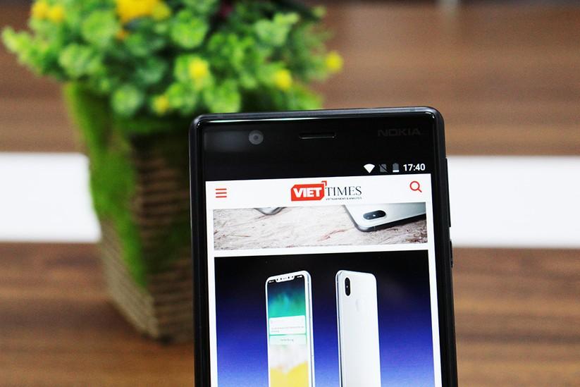 Trên tay Nokia 3: Smartphone giá rẻ, hiệu năng khá ảnh 12