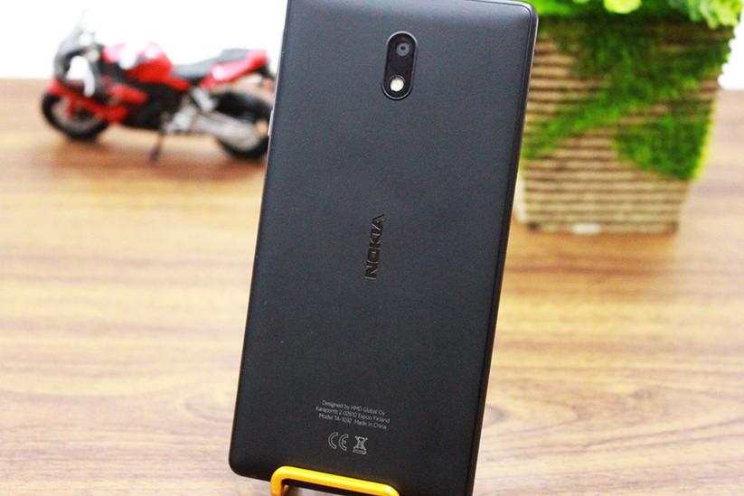 Trên tay Nokia 3: Smartphone giá rẻ, hiệu năng khá ảnh 13