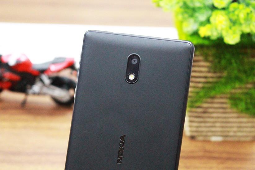 Trên tay Nokia 3: Smartphone giá rẻ, hiệu năng khá ảnh 6