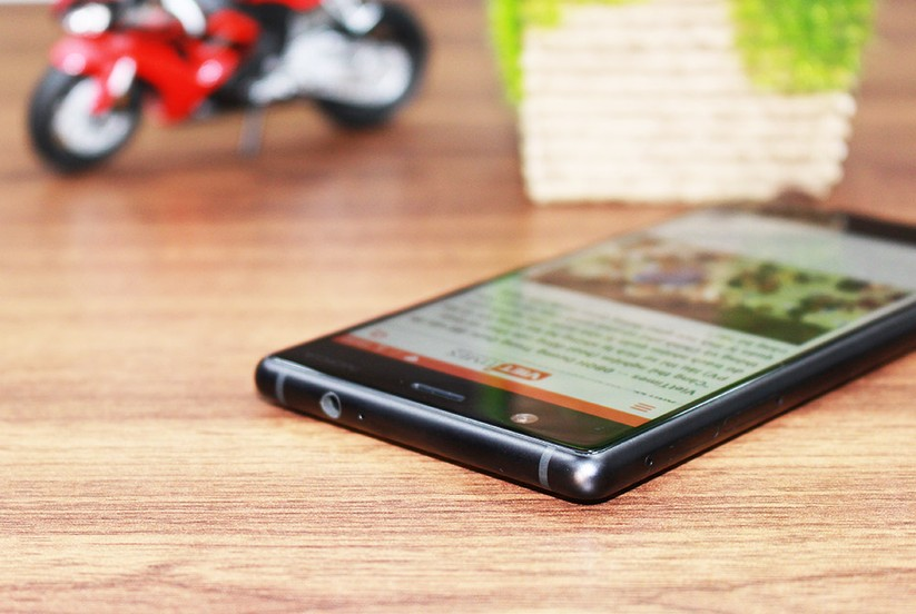 Trên tay Nokia 3: Smartphone giá rẻ, hiệu năng khá ảnh 9