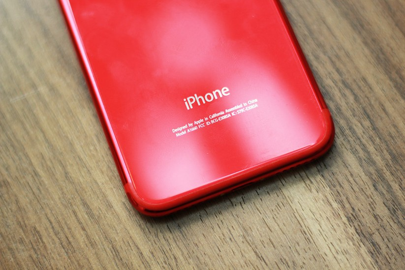 iPhone 8 thật chưa ra mắt, iPhone 8 nhái đã về Việt Nam ảnh 2