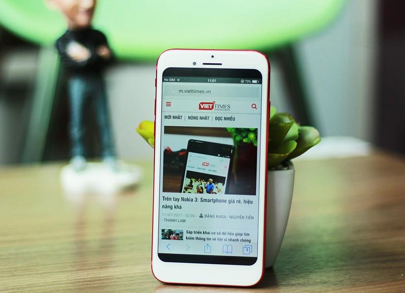 iPhone 8 thật chưa ra mắt, iPhone 8 nhái đã về Việt Nam ảnh 8