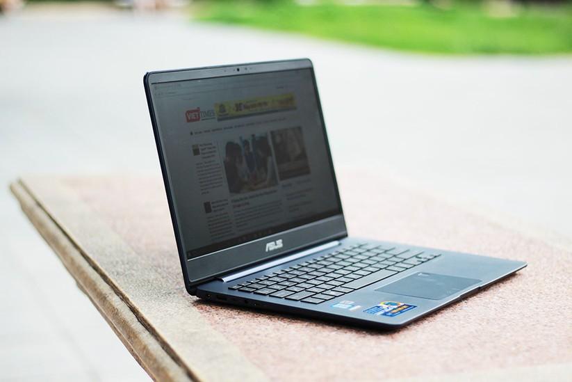 Trải nghiệm nhanh laptop mỏng nhẹ UX430 của Asus ảnh 3