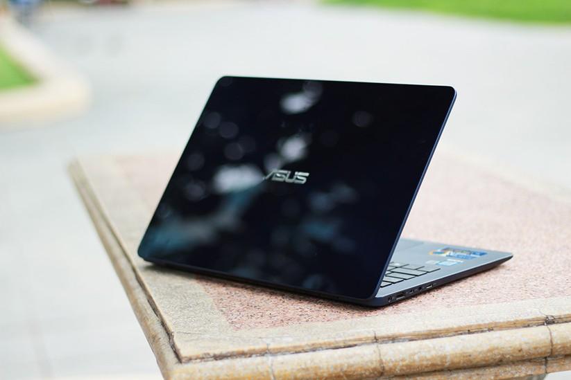 Trải nghiệm nhanh laptop mỏng nhẹ UX430 của Asus ảnh 14