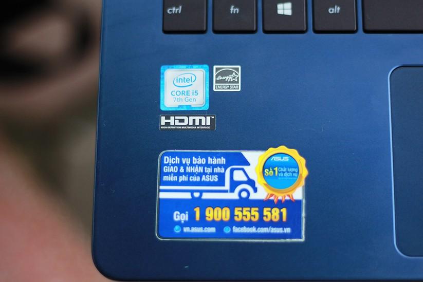 Trải nghiệm nhanh laptop mỏng nhẹ UX430 của Asus ảnh 15