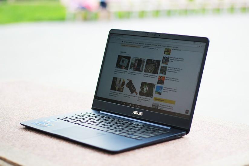 Trải nghiệm nhanh laptop mỏng nhẹ UX430 của Asus ảnh 16