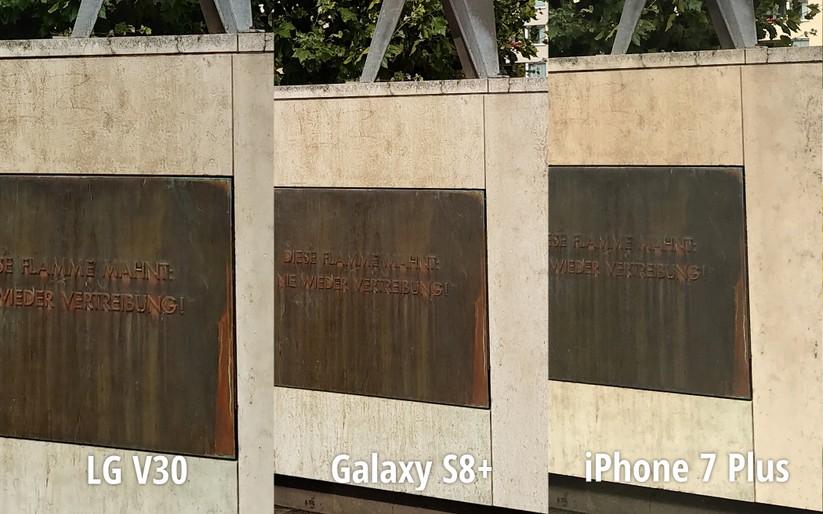 So sánh ảnh chụp từ LG V30 với Galaxy S8+ và iPhone 7 Plus ảnh 12