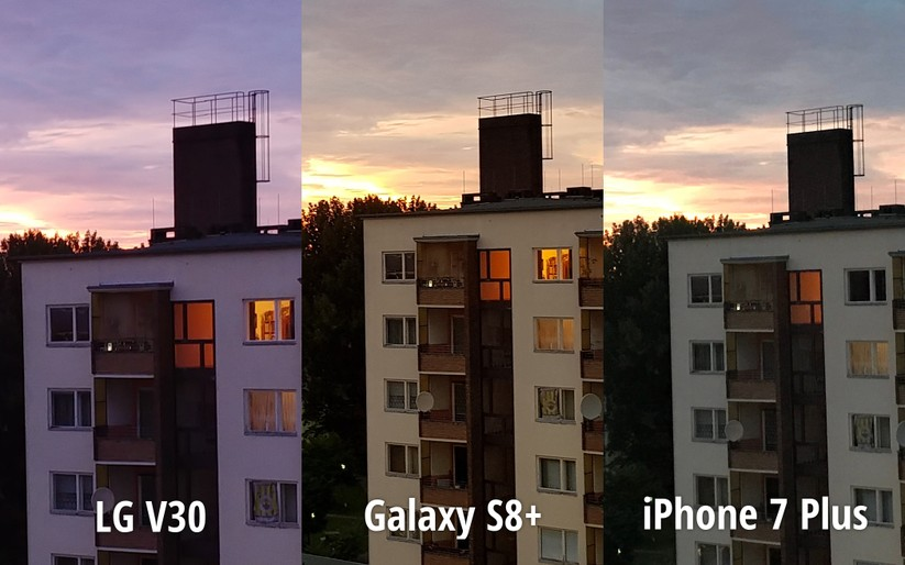 So sánh ảnh chụp từ LG V30 với Galaxy S8+ và iPhone 7 Plus ảnh 16