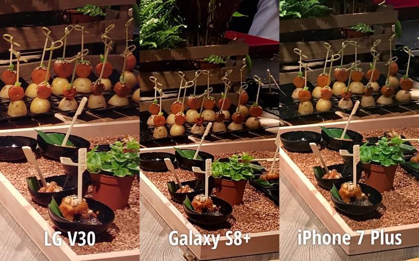 So sánh ảnh chụp từ LG V30 với Galaxy S8+ và iPhone 7 Plus ảnh 20