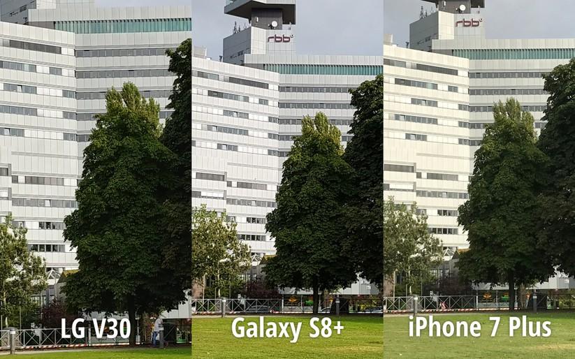 So sánh ảnh chụp từ LG V30 với Galaxy S8+ và iPhone 7 Plus ảnh 8
