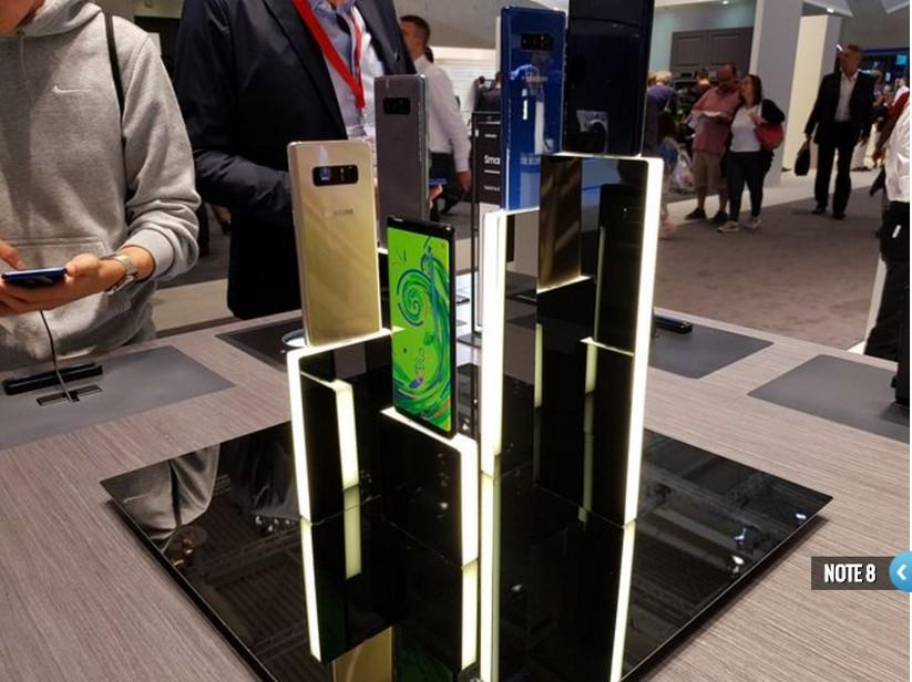 Samsung Note 8 và LG V30: smartphone nào chụp đẹp hơn? ảnh 1