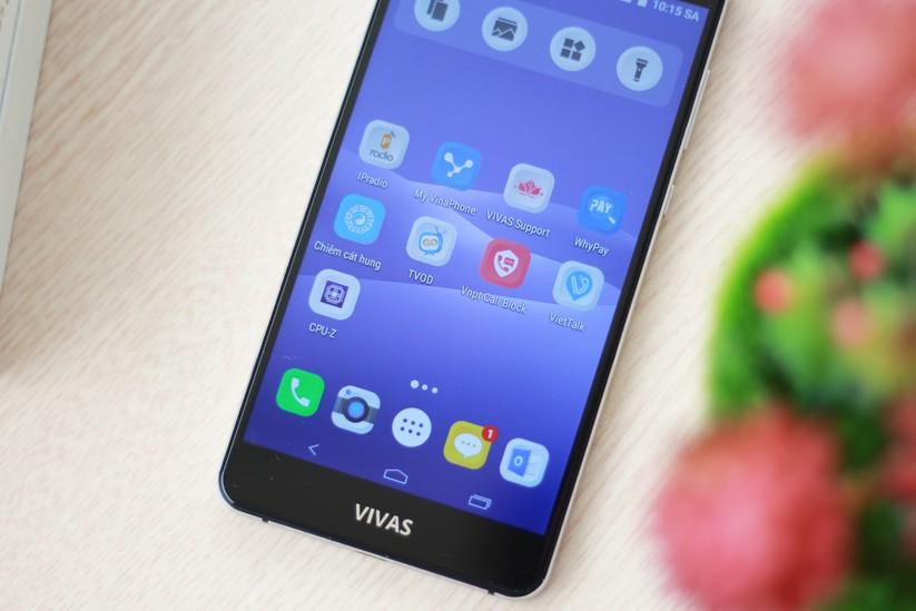 Có nên mua điện thoại Vivas Lotus S3 của VNPT? ảnh 16