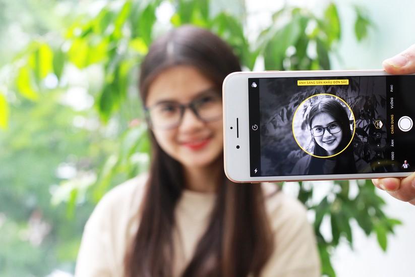 """iPhone 8 và iPhone 8 Plus """"cập bến"""" Việt Nam: nóng hổi vừa thổi vừa xem! ảnh 14"""