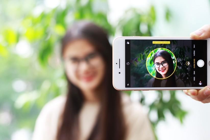 """iPhone 8 và iPhone 8 Plus """"cập bến"""" Việt Nam: nóng hổi vừa thổi vừa xem! ảnh 15"""