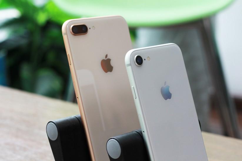 """iPhone 8 và iPhone 8 Plus """"cập bến"""" Việt Nam: nóng hổi vừa thổi vừa xem! ảnh 10"""