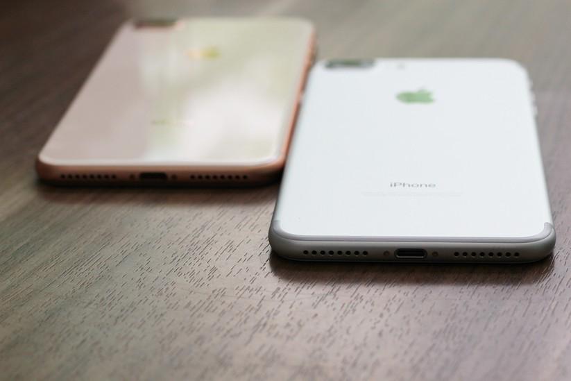 """iPhone 8 và iPhone 8 Plus """"cập bến"""" Việt Nam: nóng hổi vừa thổi vừa xem! ảnh 9"""