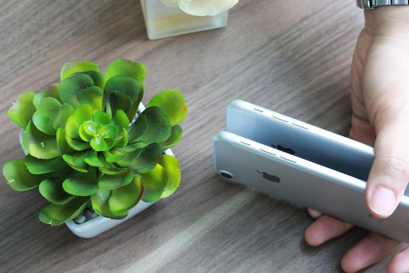 """iPhone 8 và iPhone 8 Plus """"cập bến"""" Việt Nam: nóng hổi vừa thổi vừa xem! ảnh 11"""
