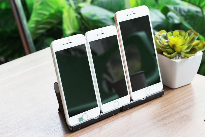 """iPhone 8 và iPhone 8 Plus """"cập bến"""" Việt Nam: nóng hổi vừa thổi vừa xem! ảnh 21"""