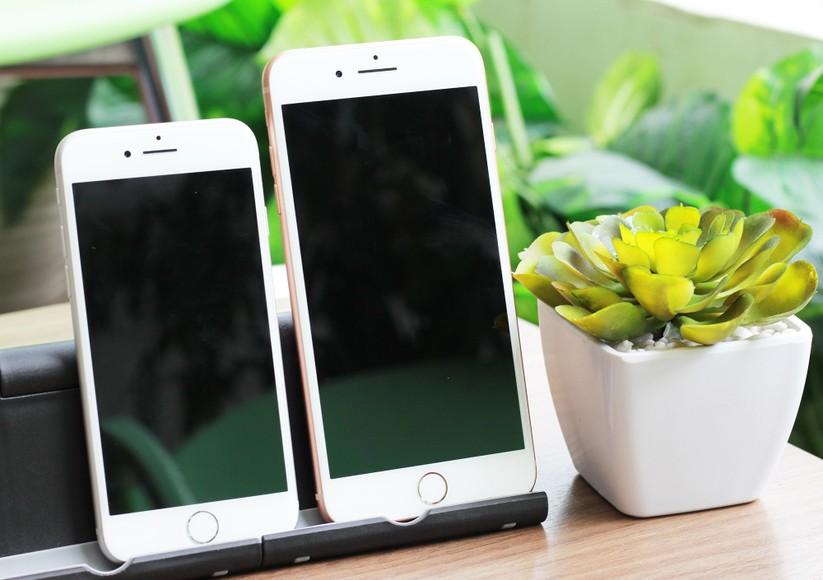 """iPhone 8 và iPhone 8 Plus """"cập bến"""" Việt Nam: nóng hổi vừa thổi vừa xem! ảnh 4"""