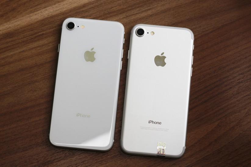 """iPhone 8 và iPhone 8 Plus """"cập bến"""" Việt Nam: nóng hổi vừa thổi vừa xem! ảnh 7"""